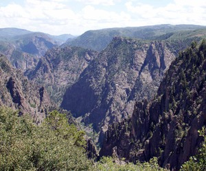 Black Canyon of the Gunnison - South Rim